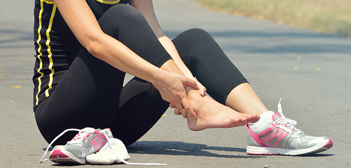Forebyg skader med sportstape
